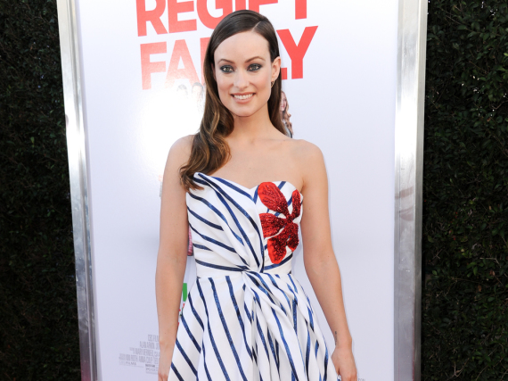 Schauspielerin Olivia Wilde in Los Angeles