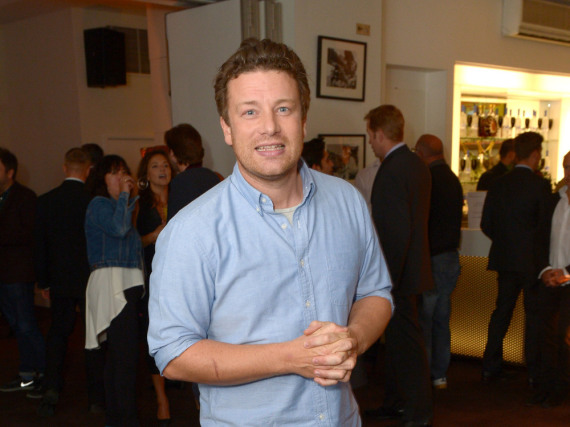 Jamie Oliver scheint sich von dem Vorfall gut erholt zu haben - schließlich hat er vier Kinder