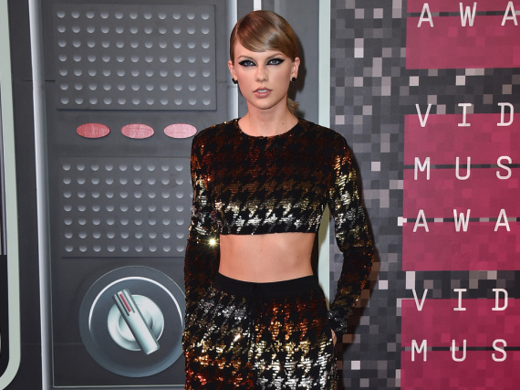Taylor Swift bei den MTV Video Music Awards in Los Angeles