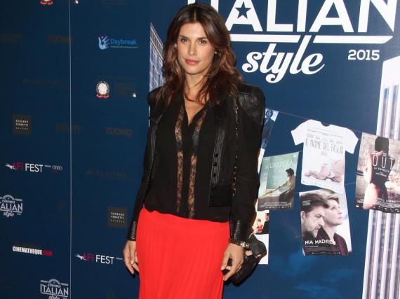 So sieht Elisabetta Canalis gut sechs Wochen nach der Entbindung aus