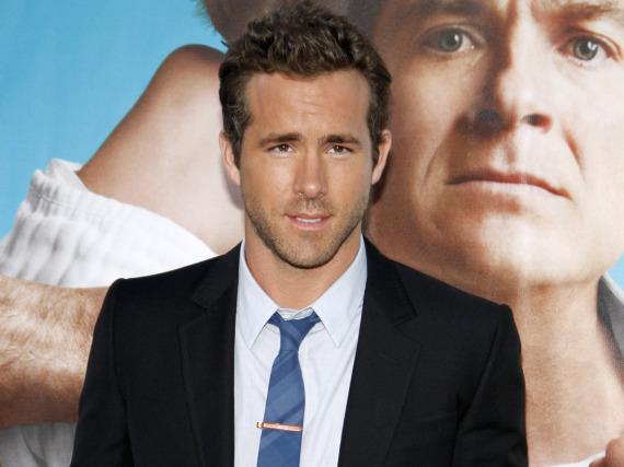 Für Ryan Reynolds waren die langen Sexszenen für