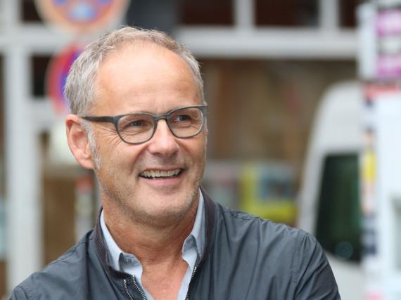 Reinhold Beckmann feiert seinen 60. Geburtstag