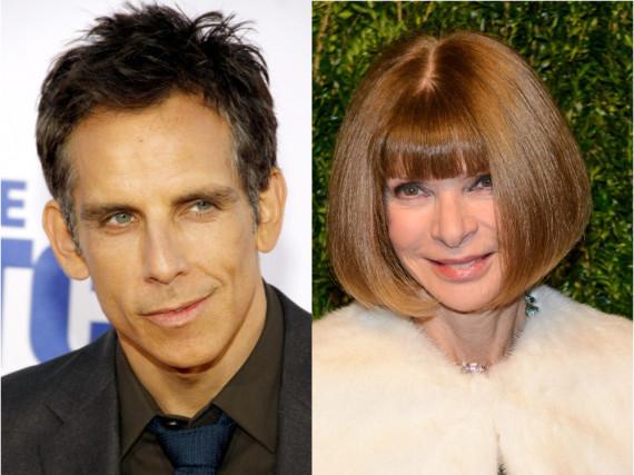 Mit ein wenig Hilfe von Anna Wintour hat Ben Stiller seinen neuen Film vermarktet