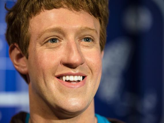 Facebook-Gründer Mark Zuckerberg hat immer wieder Neuerungen im Gepäck