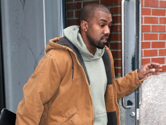 Gestresst? Kanye Wests Terminkalender scheint voller zu sein als seine Konten