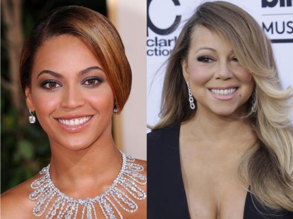Planen die R&B-Ladys Beyoncé und Mariah Carey ein Duett?