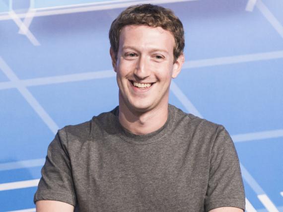 Ganze 16 Bodyguards sorgen für die Sicherheit von Facebook-Gründer Mark Zuckerberg