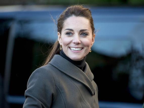 Hat im Moment wenig zu lachen: Herzogin Kate