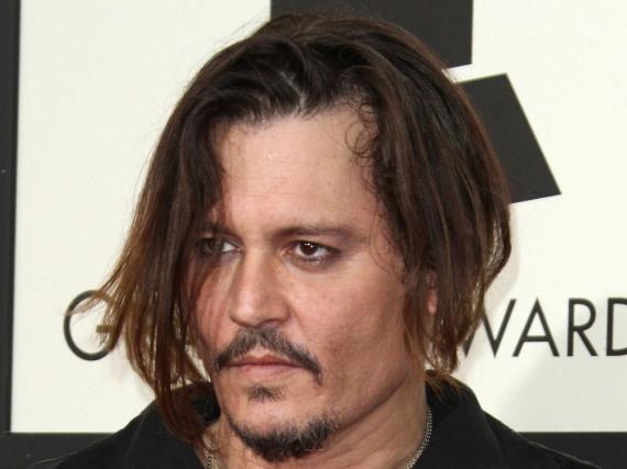 Johnny Depp wurde 2003 und 2009 zum
