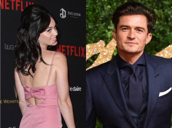 Ein neues Traumpaar? Katy Perry und Orlando Bloom
