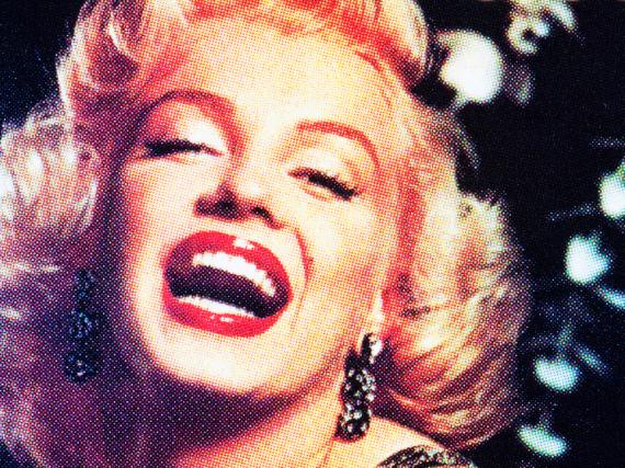 Marilyn Monroe wird bis heute verehrt