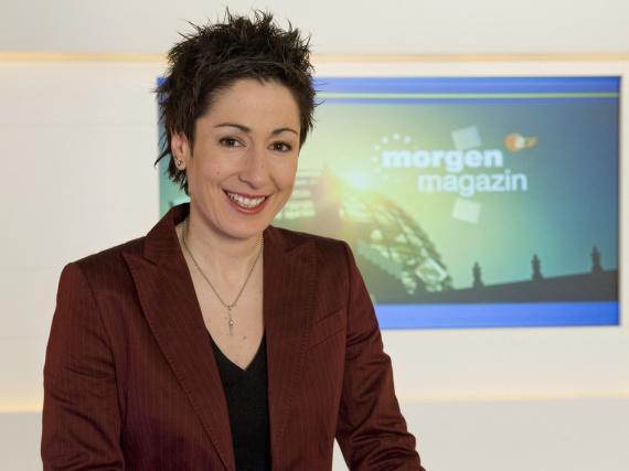 Seit 2007 moderiert Dunja Hayali das ZDF-