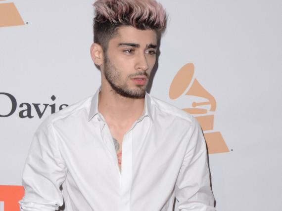 Zayn Malik ist inzwischen auch ohne seine ehemalige Band One Direction erfolgreich