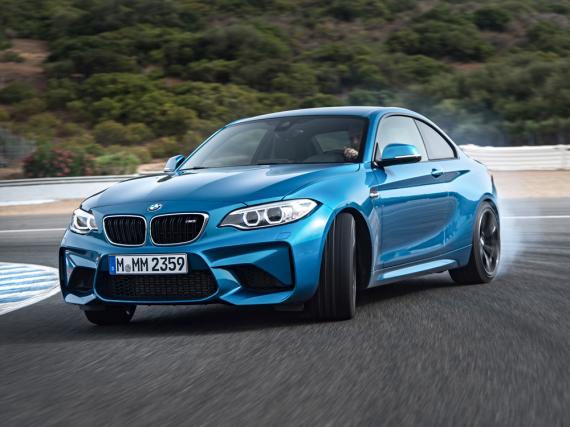 Für sportlich ambitionierte Fahrer: BMW M2 Coupé
