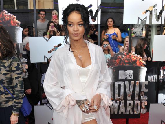Rihanna muss ihre Welt-Tournee verschieben