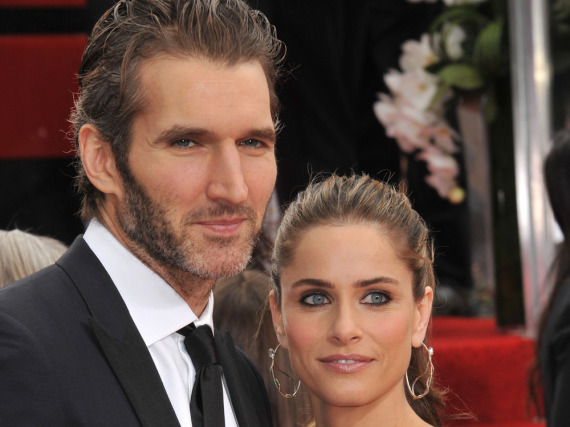 David Benioff und Amanda Peet sind seit 2006 verheiratet