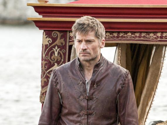 Nikolaj Coster-Waldau als Jaime Lennister in Staffel sechs von