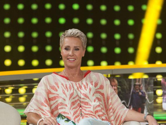 Hat jetzt einen Zwilling aus Wachs: Sonja Zietlow