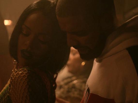 Rihanna und Drake halten in ihrem neuen Video keinen Sicherheitsabstand