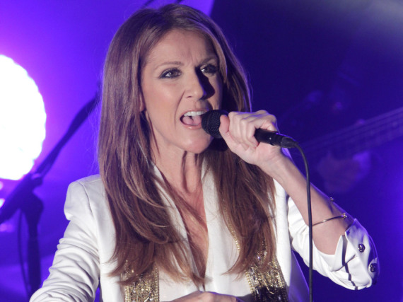 Céline Dion kehrt auf die Bühne in Las Vegas zurück