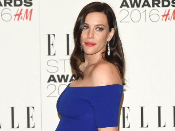 Liv Tyler bei den Elle Style Awards in London