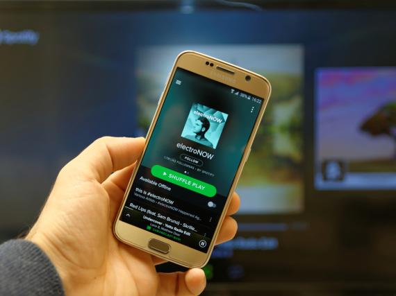 Spotify ist einer der derzeit beliebtesten Musikstreaming-Dienste
