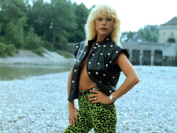 Von 1995 bis 1997 war Margit Geissler in der Serie