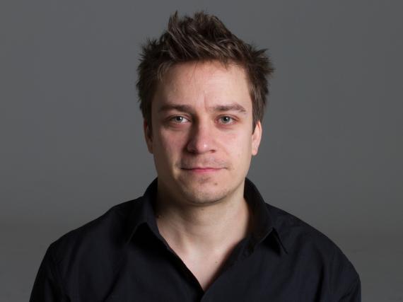 Patrick Vollrath könnte einen Oscar nach Deutschland holen