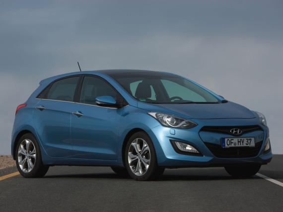 Der Hyundai i30 steht symptomatisch für den Erfolg des koreanischen Herstellers