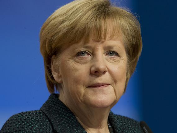 Angela Merkel ist am 28. Februar zu Gast bei Anne Will