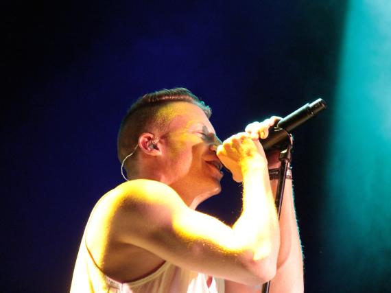 Macklemore hat mit Ryan Lewis ein neues Album auf den Markt gebracht