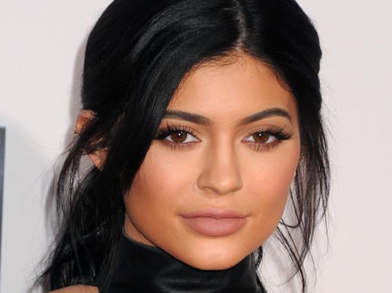 Kylie Jenner ist die jüngste Schwester von US-Star Kim Kardashian