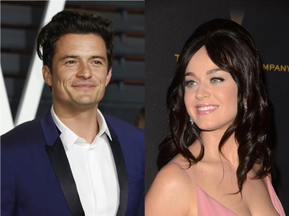 Sind Orlando Bloom und Katy Perry doch mehr als nur Freunde?
