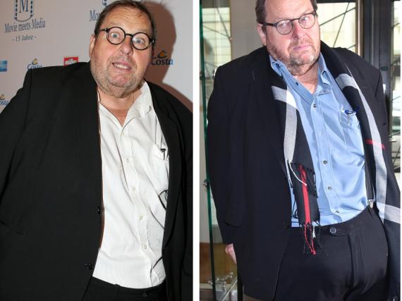 Ottfried Fischer fehlen noch 30 Kilo zum Traumgewicht