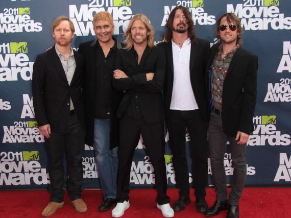 Die Foo Fighters hegen keine Trennungspläne