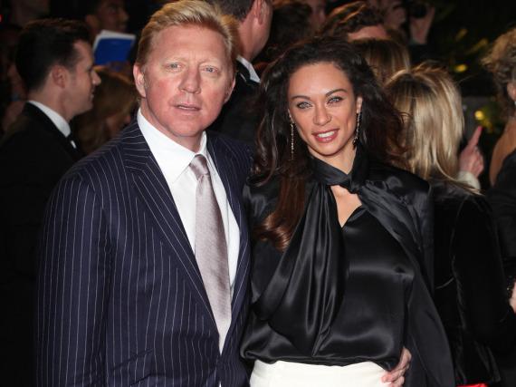 Lilly und Boris Becker sind ein tolles Team