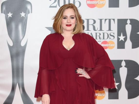 Adele wird durch ihren Sohn inspiriert
