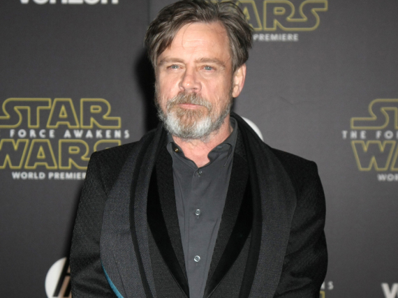 Mark Hamill kehrt als Luke Skywalker zurück