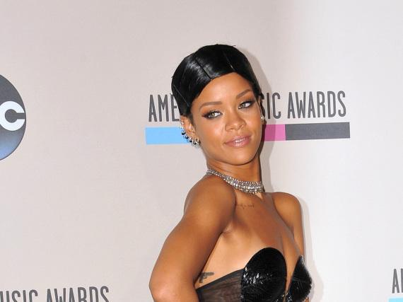 Rihanna arbeitet neben der Musik auch als Designerin
