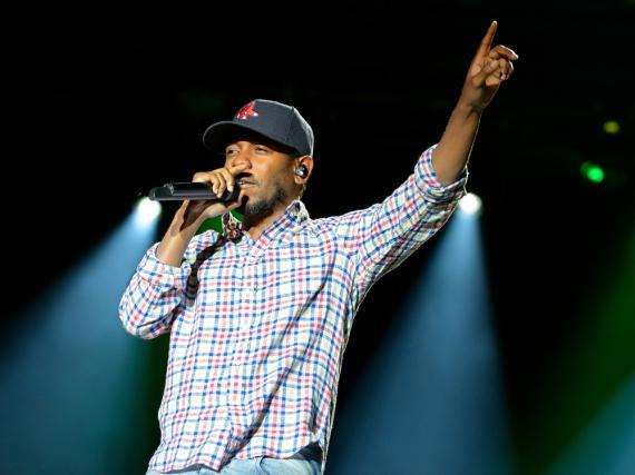 Kendrick Lamar hat überraschend ein neues Album veröffentlicht