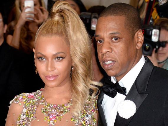 Eigentlich ein schönes Paar, wenn da nicht ständig diese fiesen Gerüchte wären: Beyoncé und Jay Z