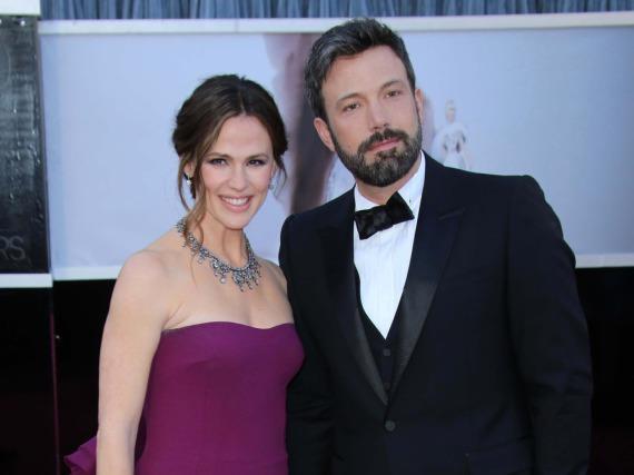 Trotz Trennung verstehen sich Jennifer Garner und Ben Affleck offenbar wieder gut
