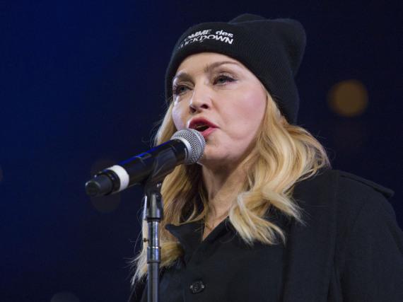 Madonna überlässt ihrem Ex Guy Ritchie das Sorgerecht für den gemeinsamen Sohn Rocco