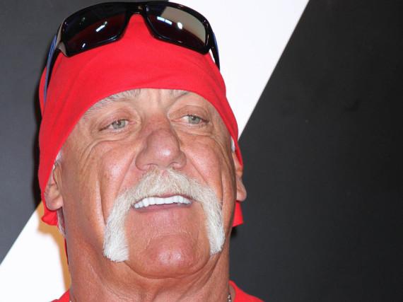 Hulk Hogan bei einer Veranstaltung in Las Vegas