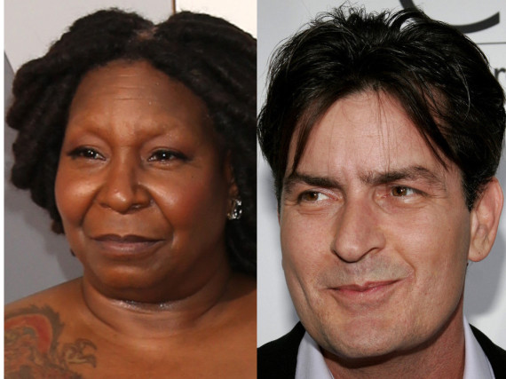 Whoopie Goldberg und Charlie Sheen: Gemeinsame Sache für World-Trade-Center-Drama