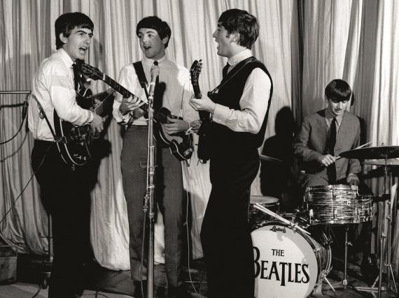 Die Beatles haben Musikgeschichte geschrieben