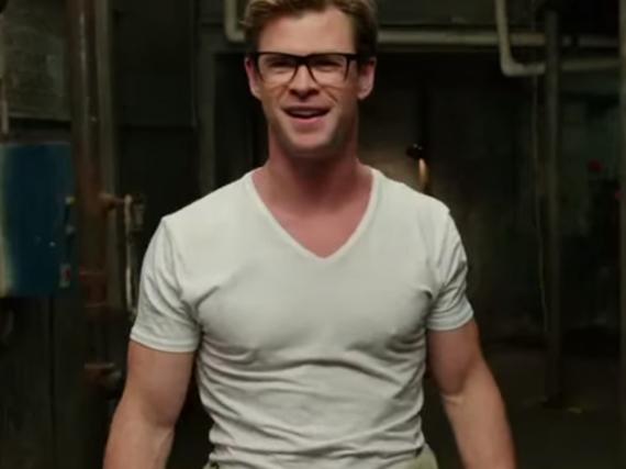 Chris Hemsworth als