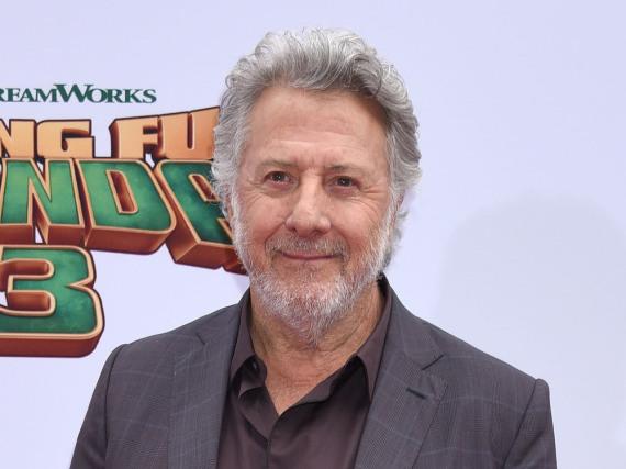 Dustin Hoffman erfuhr in der US-Show