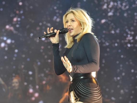 Ellie Goulding macht nach Tour-Ende eine Pause