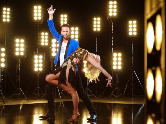 Michael Wendler kann auch zu Schlager tanzen. Das will er zumindest bei